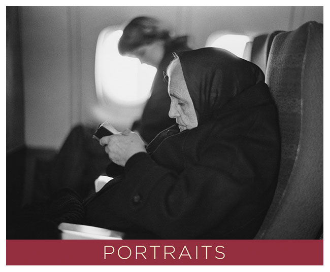 Portraits.  A Going Home Book by Tony King.  7 x 5 inch soft cover that contains 48 pages of black and white photographs by Tony King.  Retail $7.50 each.
