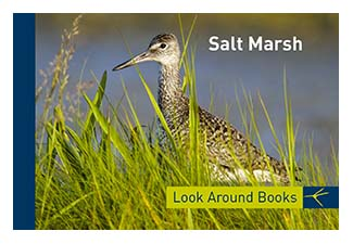 Salt Marsh.  Tony King's Look Around Books.  3.75 x 2.5 inches.  48 pages.  $3.50 retail.