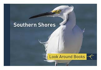 Southern Shores.  Tony King's Look Around Books.  3.75 x 2.5 inches.  48 pages.  $3.50 retail.